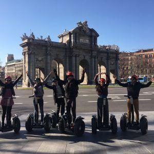 Segway Madrid Tours