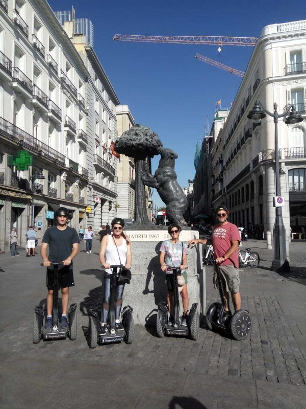 Segwayfun Madrid Centro